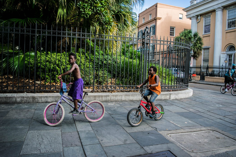 Bright bikes